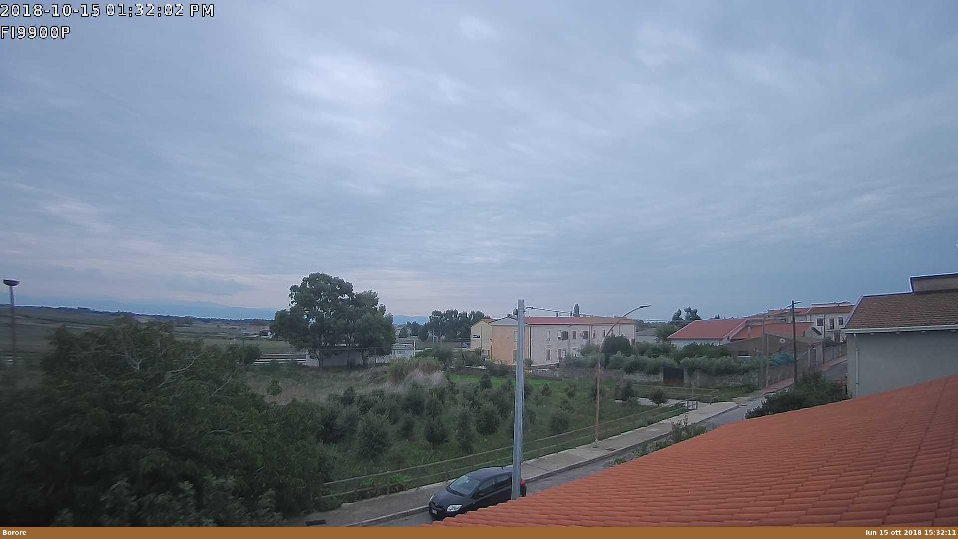 Webcam Borore - BororeMeteo-Live